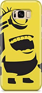 Samsung S8 Plus Case MINION kevin laughing Light weight Hard Shell Samsung Samsung S8 Plus Cover Wrap Around