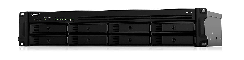 Diskless Synology 2U 8-Bay NAS RackStation RS1219+