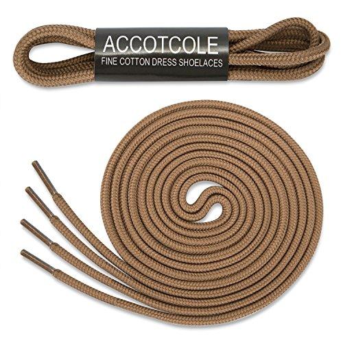 Round Shoelaces [3 Pairs] 5/32