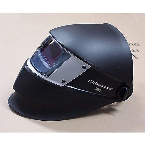 3m Speedglas Sl Black Welding Helmet with Auto-darkening Filter Shade 8-12 Light - - Amazon.com