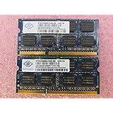 Lenovo 55Y3713 Nanya 4GB 2 x 2GB PC3-8500S DDR3 1066 SODIMM Laptop Memory Kit