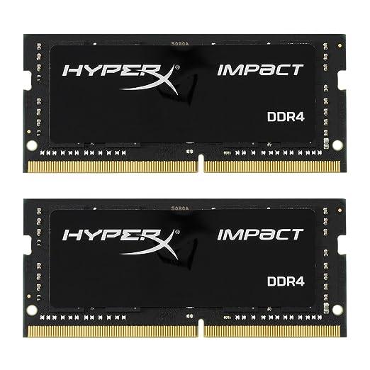 51 opinioni per Kingston HX421S13IBK2/16 16Gb Kit 2X8Gb DDR 4 Pc 2133 Hyperx Impact Processore,