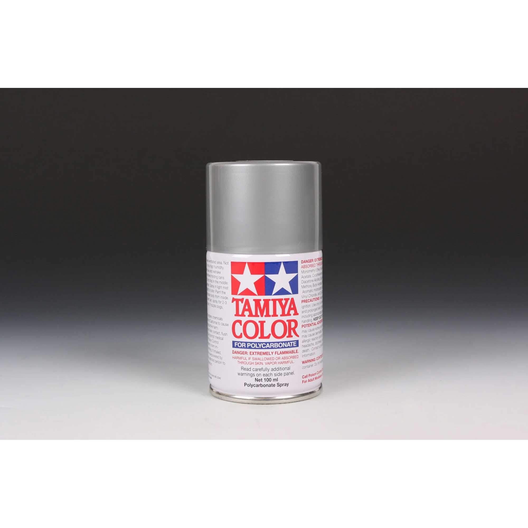 Tamiya 86012 Paint Spray, Silver