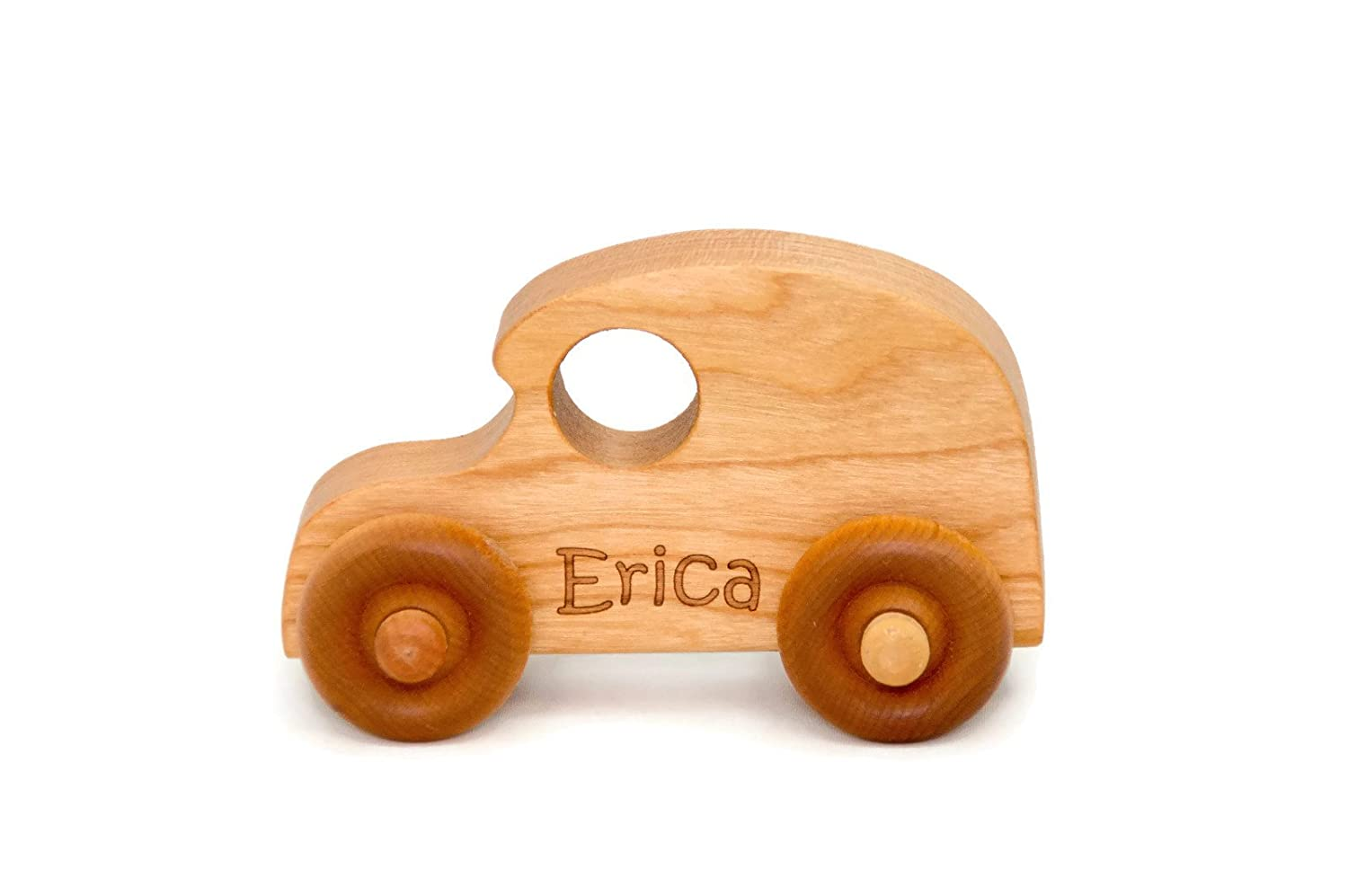 Wooden Toy Car Buggy