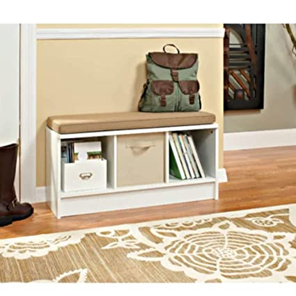 Image Unavailable. Image Not Available For. Color: Entry Bench With Shoe  Storage ...