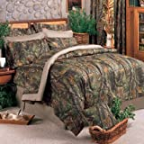 Realtree Hardwoods Sheet Set, Queen