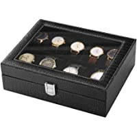 Langria 9-Slot Watch Box / Display Case