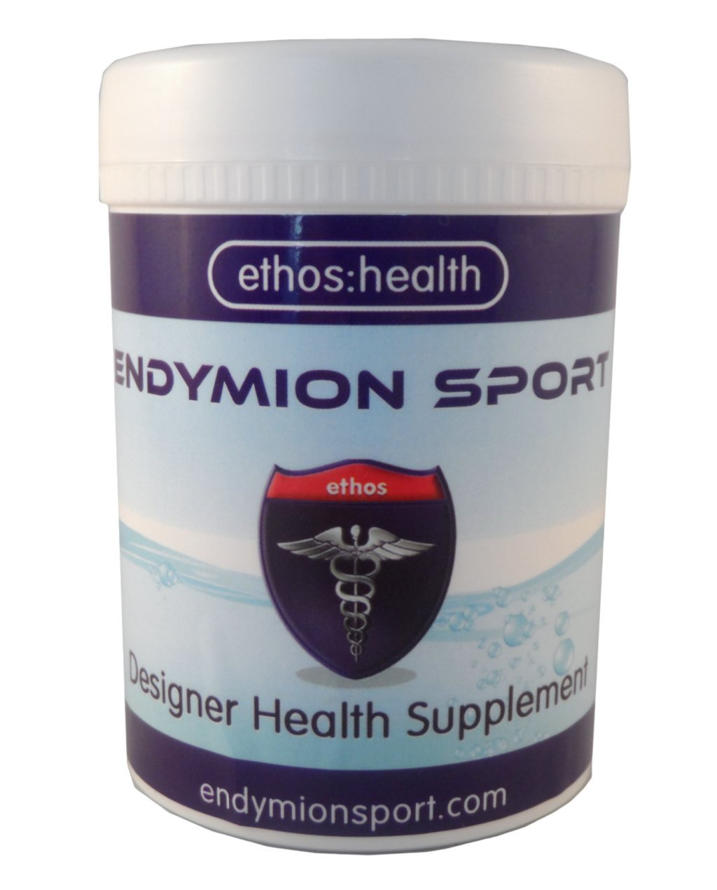100% Pure Ethos Endymion Sport™ 60g Tub - Get the Edge and Reverse the Damage