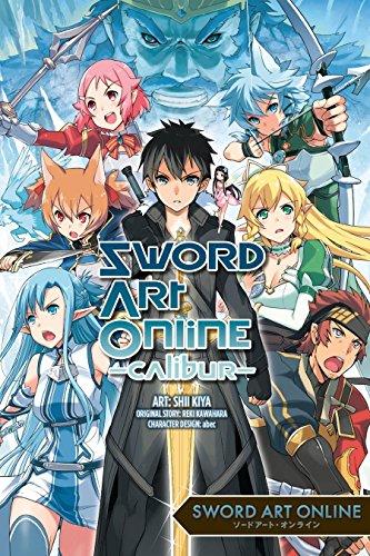 Sword Art Online Calibur (Sword Art Online: Aincrad)