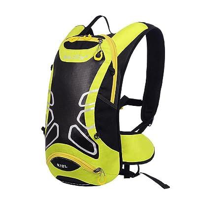 12L Vélo Sac à dos imperméable épaule sac à dos trekking sac à dos pour randonnée Outdoor Sport escalade alpinisme