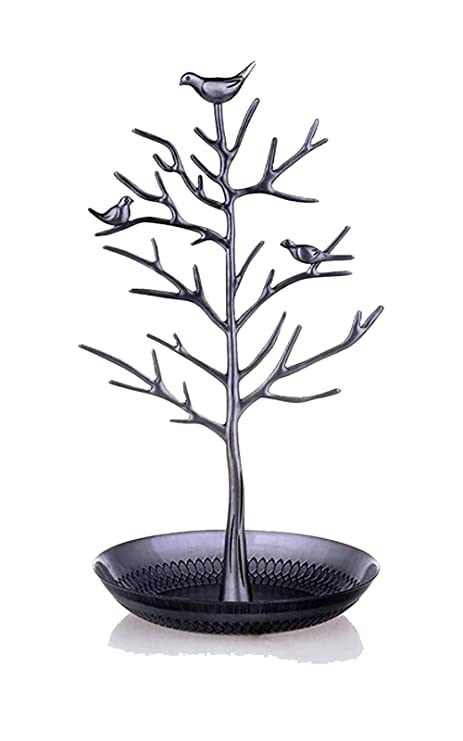 Jewellery Organizer Birds Tree Jewelry Stand Display Earring Amazing How To Make A Jewelry Stand Display