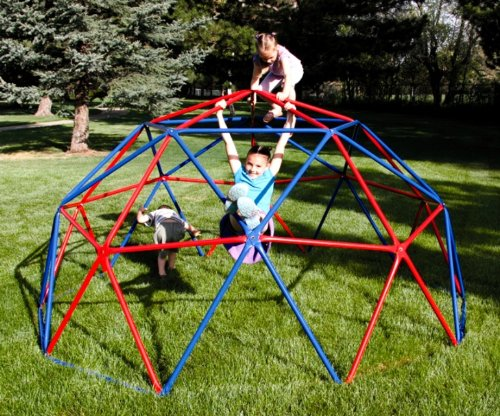 Lil Monkey Klettergerüst Dome Climber : Lifetime lebenslange geometrische dome climber amazon