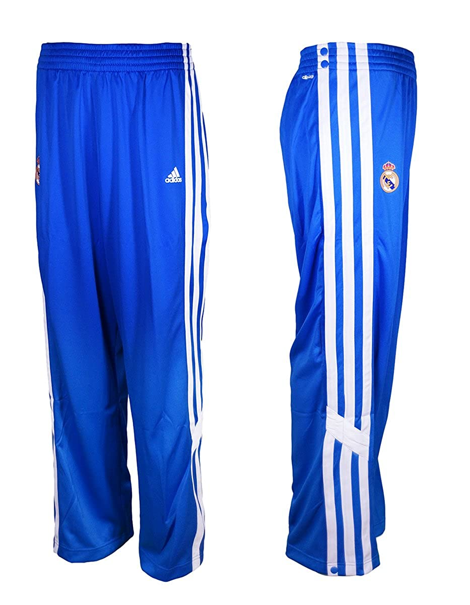 fresh styles so cheap wholesale online adidas Real Madrid Mens Jogging Bottoms Button Basketball ...