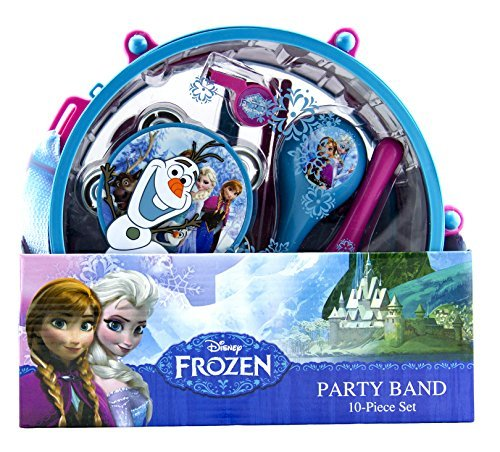 Disney Frozen 6 Instrument Party Band by Disney