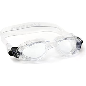 cheap Aqua Sphere Kaiman Swim Goggles with Clear Lens 2020