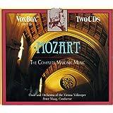 Mozart Freimaurermusik Gesamtaufnahme