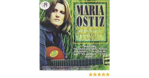 todos sus singles y un e.p by maria ostiz: maria ostiz: Amazon.es: Música