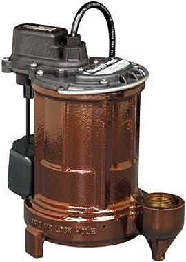 Liberty Pumps 257 Cast Iron Automatic Submersible Sump/ Effluent Pump
