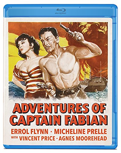 Adventures of Captain Fabian [Blu-ray]