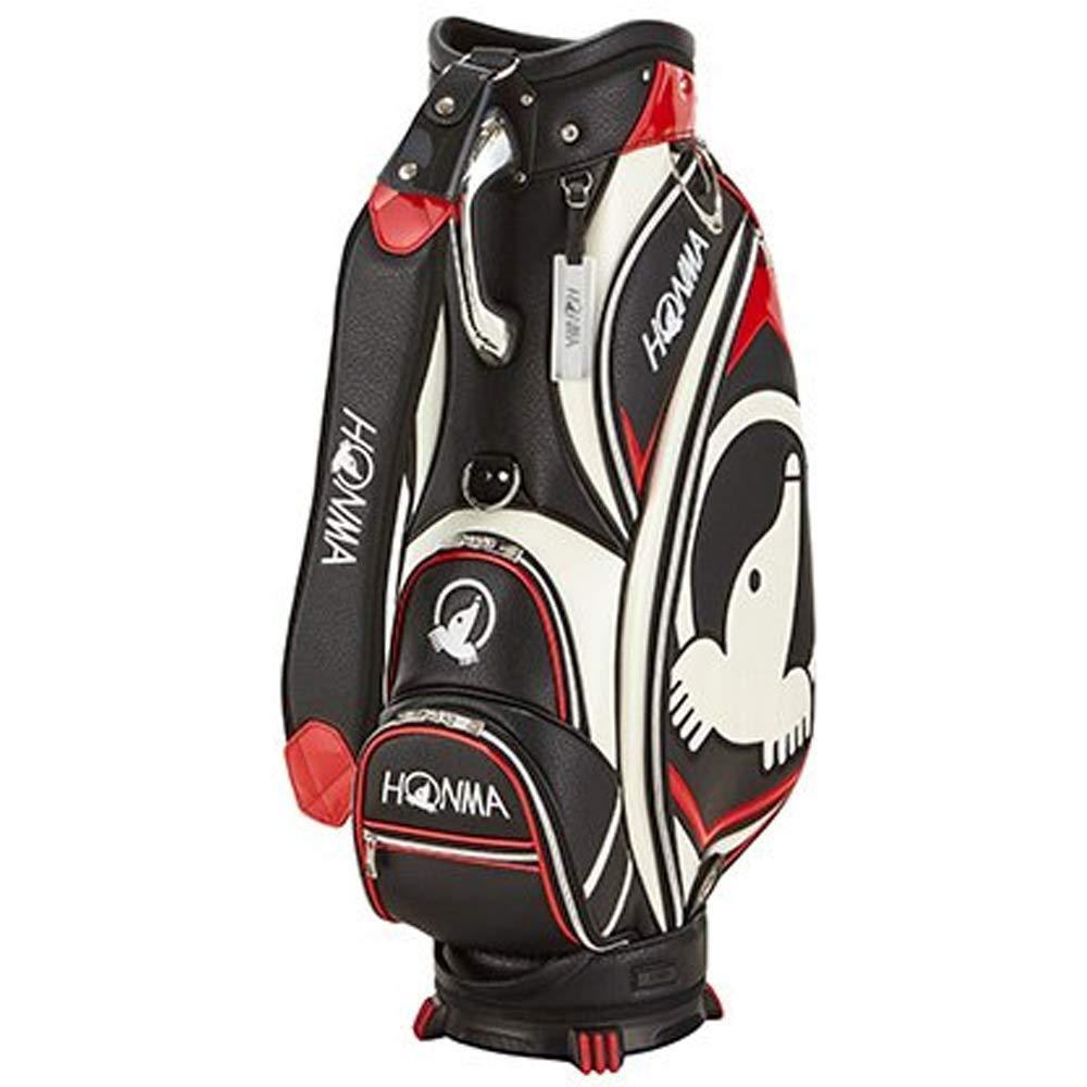 本間ゴルフ B07C8NK8Q5 キャディーバッグ HONMA HONMA CB-1810 ブラック メンズ ブラック B07C8NK8Q5, 泉北郡:97c62146 --- kapapa.site