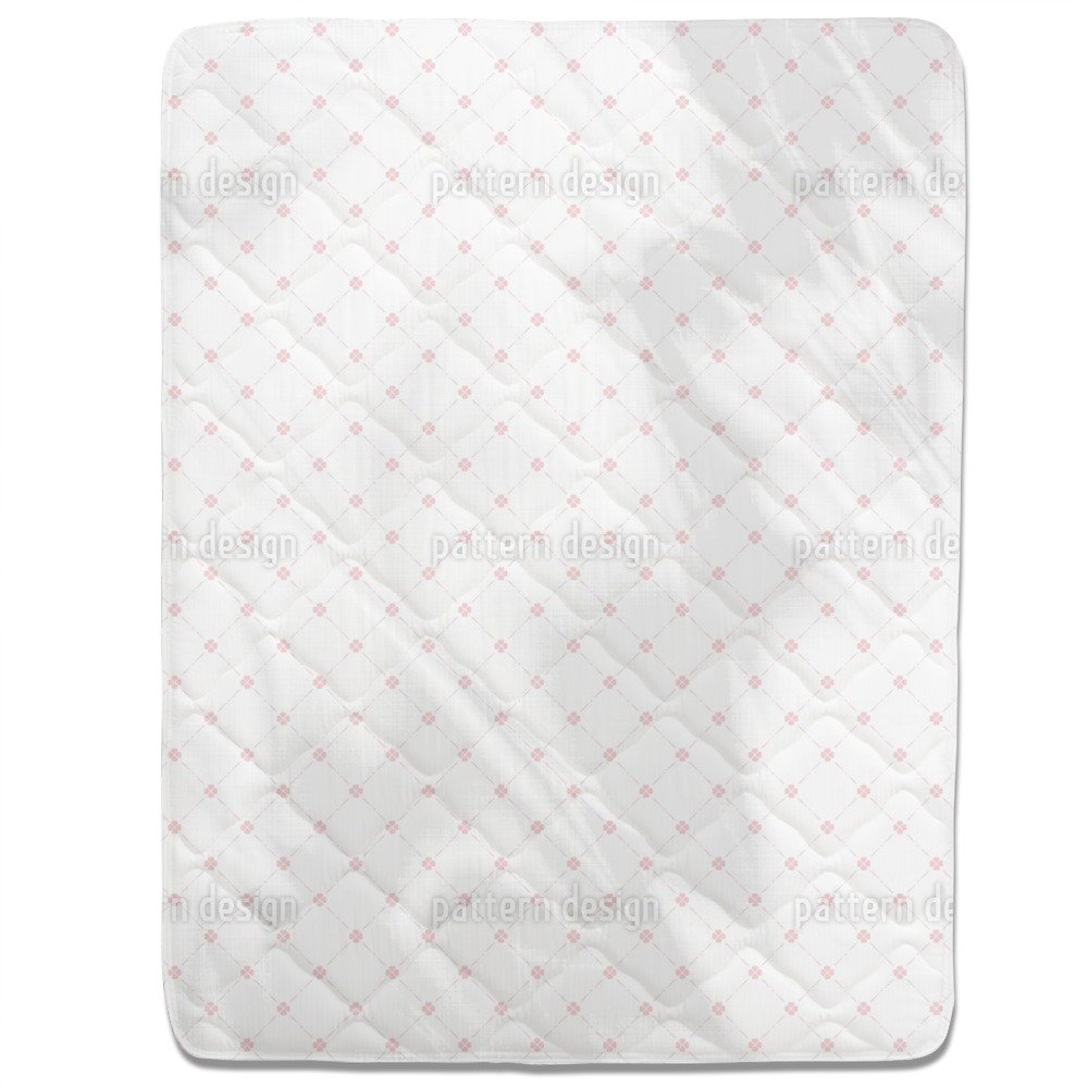 Country Clover Fitted Sheet: King Luxury Microfiber, Soft, Breathable