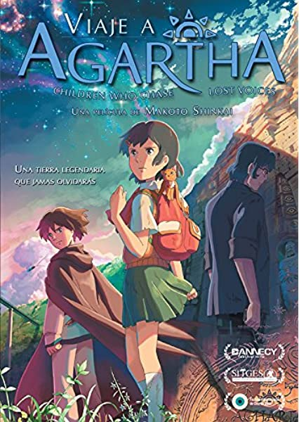 Viaje A Agartha [DVD]: Amazon.es: Personajes Animados, Makoto Shinkai, Personajes Animados, Noritaka Kawaguchi: Cine y Series TV