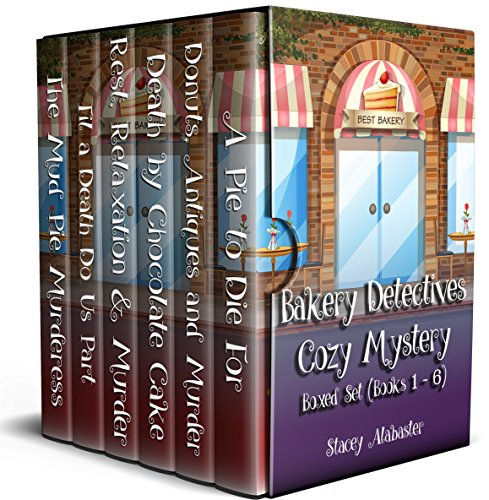 Bakery Detectives Cozy Mystery Boxed Set (Books 1 - 6)