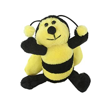 Bumble Bee Plush Keychain By Unipack