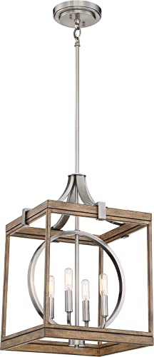 Minka Lavery 4014-280 Country Estates Square Pendant Ceiling Lighting