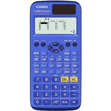 Casio FX-85SP X II - Calculadora Científica, Recomendada para el ...