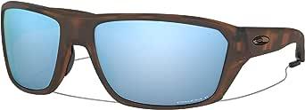 Oakley Split Shot Frame color: matte tortoise Lens color: prizm deep water polarized, 58MM