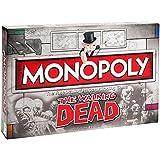 Monopoly The Walking Dead by Hasbro