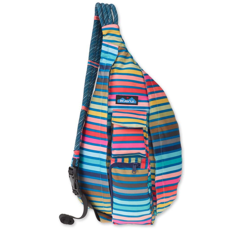 KAVU Rope Sling Bag - Chroma Stripe