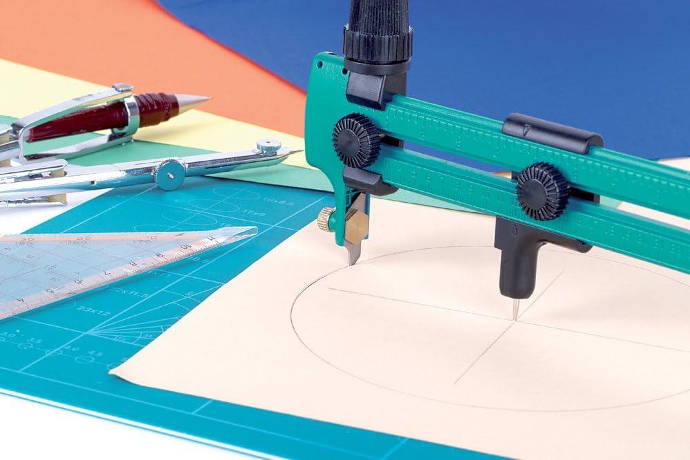 Wolfcraft 4151000 - Cortador circular para troquelar papel, láminas, cuero: Amazon.es: Bricolaje y herramientas