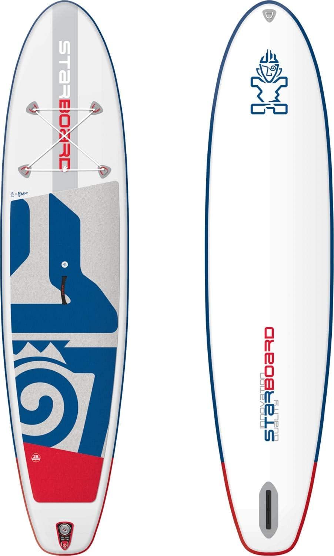 Starboard iGO Zen Lite Inflatable SUP Paddleboard Sz 11ft 2in X 31in X 5.5in