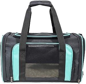 GYBY Pet Out Bag Shoulder Portable pet Bag, Large Capacity Breathable pet Bag, 492828cm