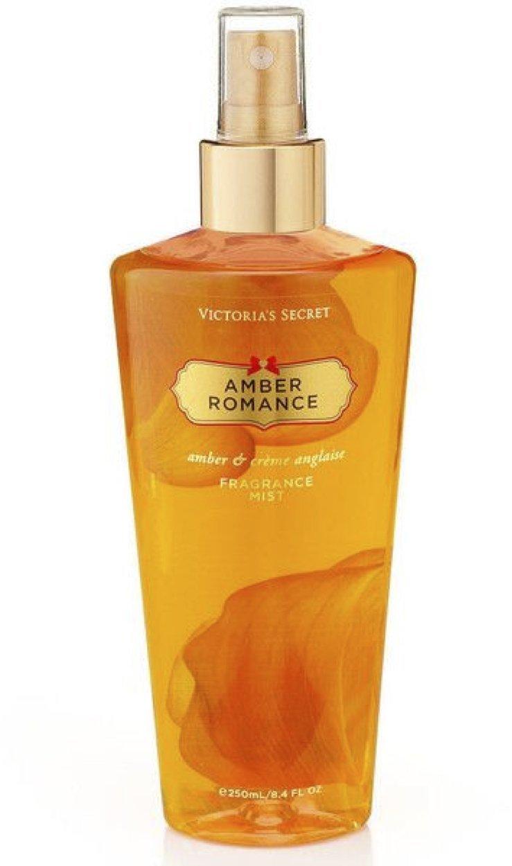 Victoria's Secret Amber Romance Refreshing Body Mist, 250 mL/8.4 fl. oz.