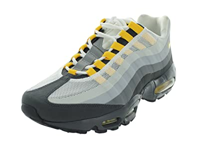 For Sale Popular Nike Air Max 95 No Sew 511306071 Anthracite Varsity MaizeCool GreyWolf Grey Nike Mens 2013