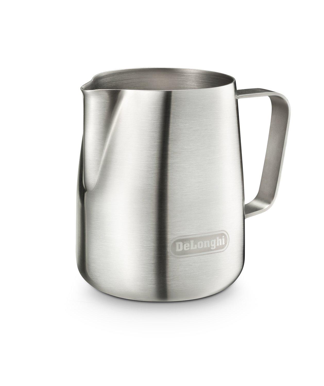 De'Longhi 5513292881 Stainless Steel Milk Frothing Jug
