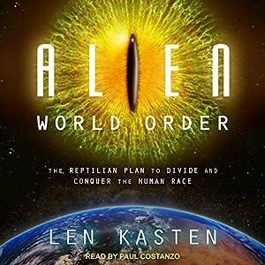 Alien World Order Audiobook