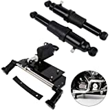XMT-MOTO Electric Center Stand Kit and Rear Air Ride Suspension kit fits for Harley