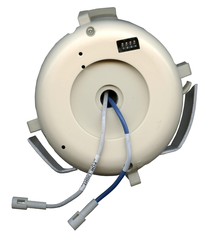 Hampton Bay Uc7067rc Wiring Diagram Schematics Uc7051r Receiver Module Amazon Com Exhaust Fan