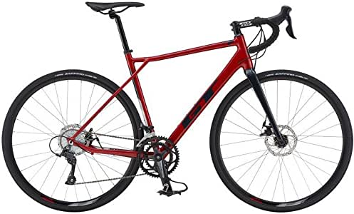 GT 700 M GTR Comp 2019 - Bicicleta de Carretera, Color Rojo, Color ...