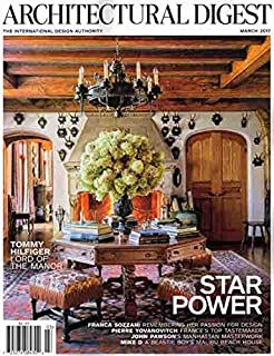 Architectural Digest March 2017 Star Power Tommy Hilfiger Lord Of The Manor