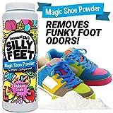 Magic Shoe Smell Powder - Foot Powder Shoe Odor