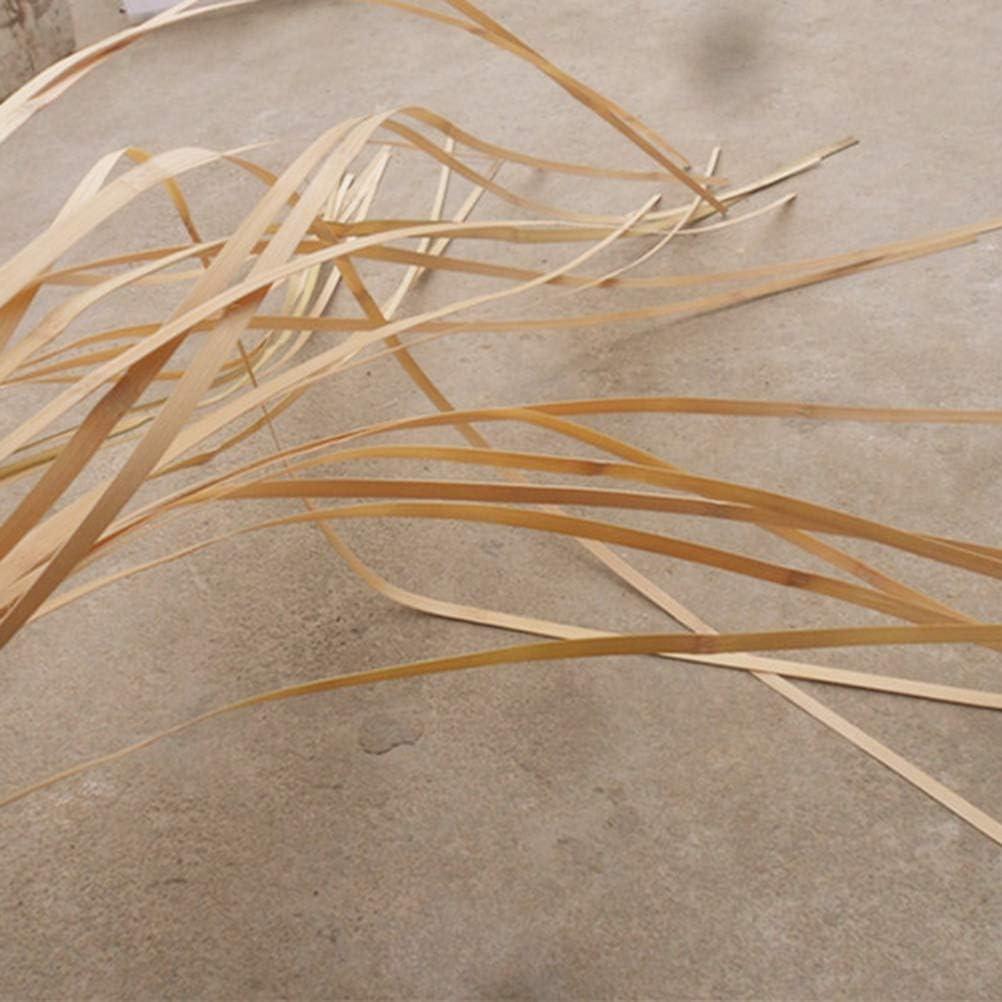 Artibetter 20PCS basket cane coil flat furniture chair basket diy repair binder canes