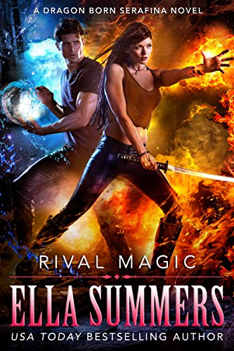 Rival Magic Dragon Born Serafina ebook