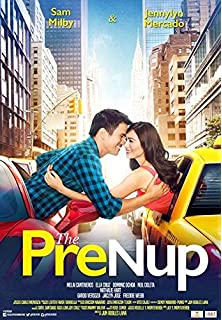 The Prenup - Philippines Filipino Tagalog DVD Movie