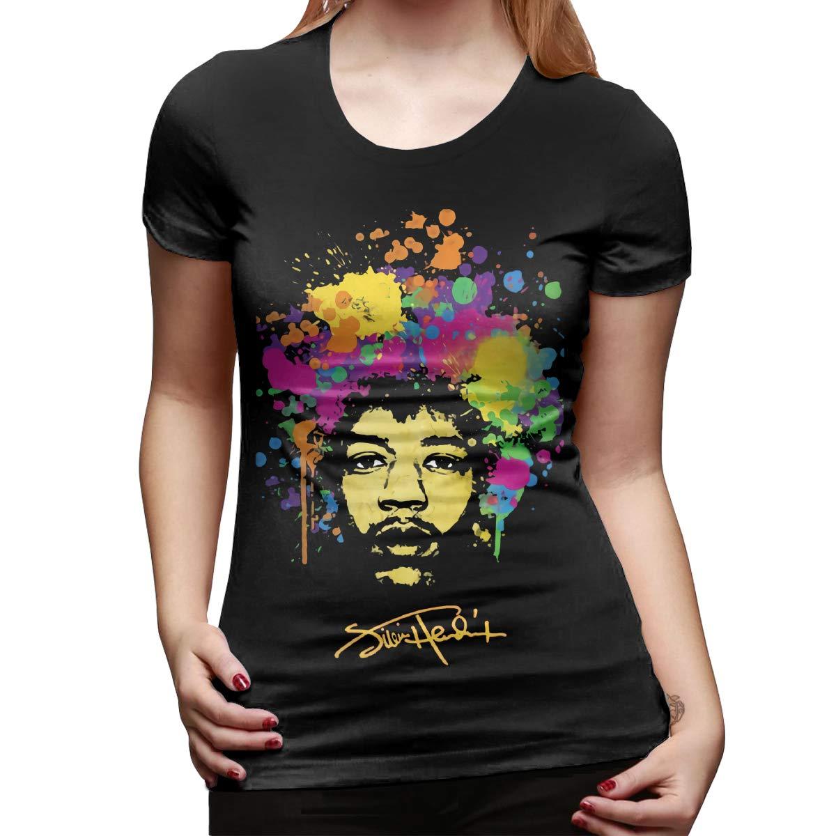 Jimi Hendrix T Shirt Shirt Classic Short Sleeve Tee