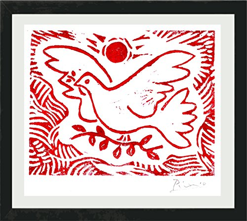 Art Smart Prints Pablo Picasso Original Hand-Signed for sale  Delivered anywhere in USA